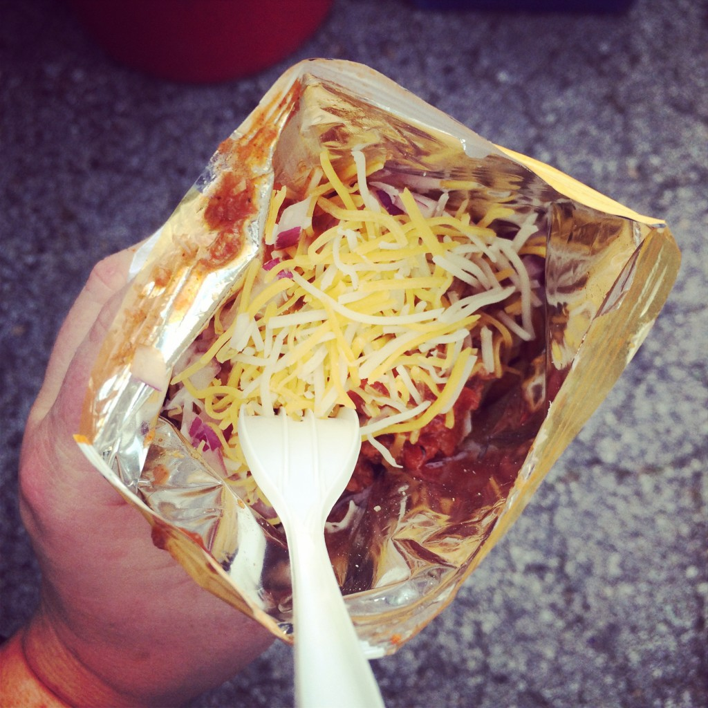 Frito Pie from the Fox Bros.